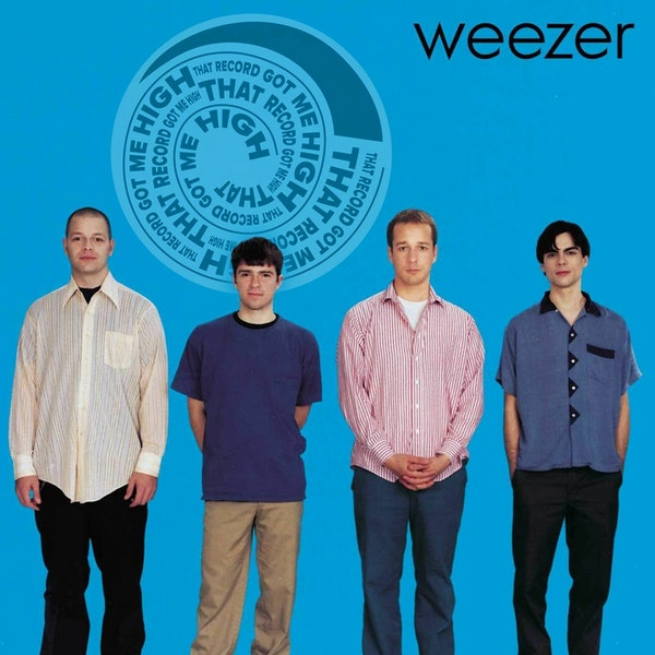 S2E49 – WEEZER (The Blue Album) – with Erin Lee Image