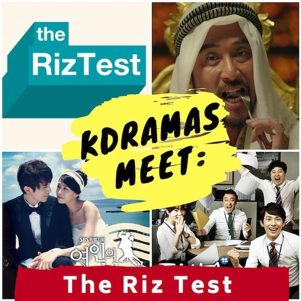 35. Kdramas Meet: The Riz Test | Muslim Representation in Korean Dramas Image