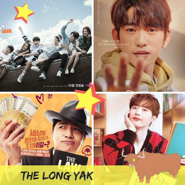 36. TLY - He is Psychometric | Touch Your Heart | Legal High | Because it's the First Time Image