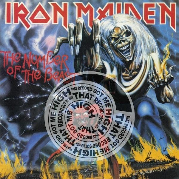 "S257 – Iron Maiden – ""The Number Of The Beast"" w/Tony Landa Image"