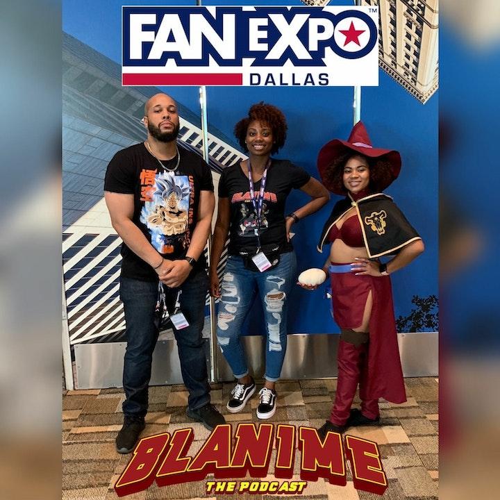 17. Fan Expo Dallas Feat. (Barely) @_IMdifferent
