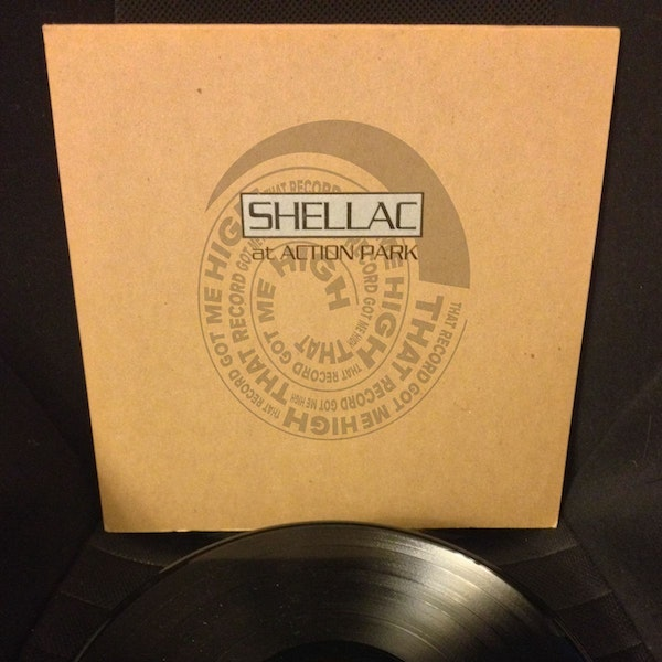 """S2E64 – Shellac – """"At Action Park"""" with Jay Reeve Image"""