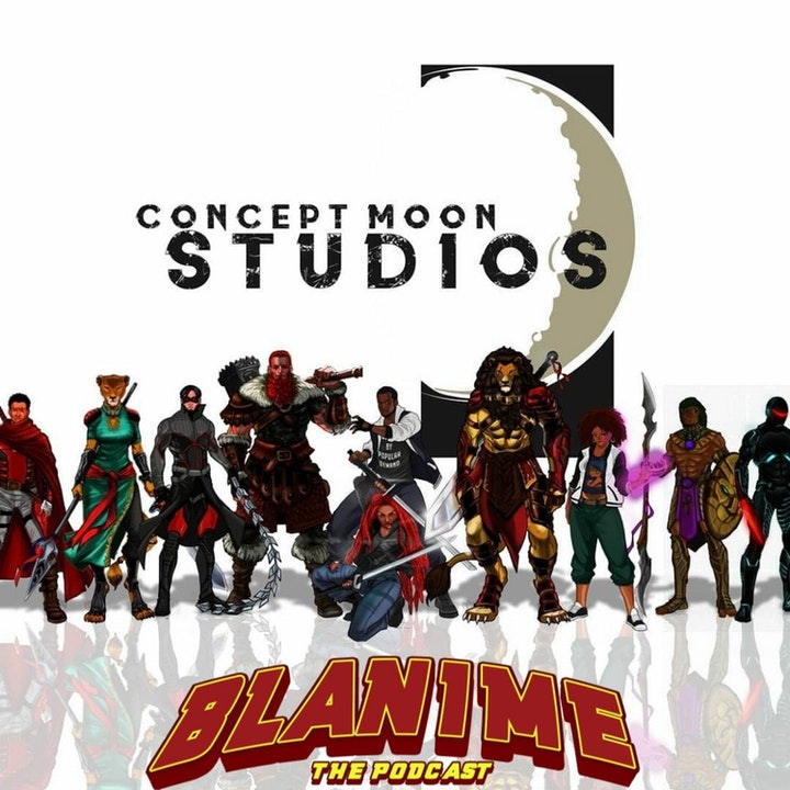 23. Anime Brunch & Concept Moon Magazine