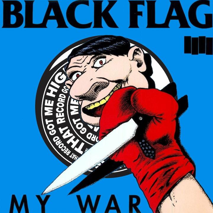 """S2E66 – Black Flag """"My War"""" – with Camila Risso"""