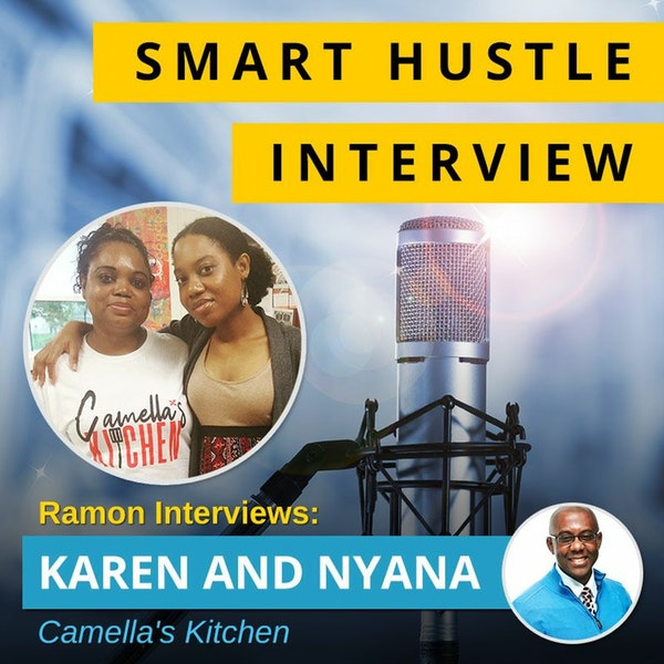 Mom and Daughter Team Share Their Food Hustle - Smart Hustle