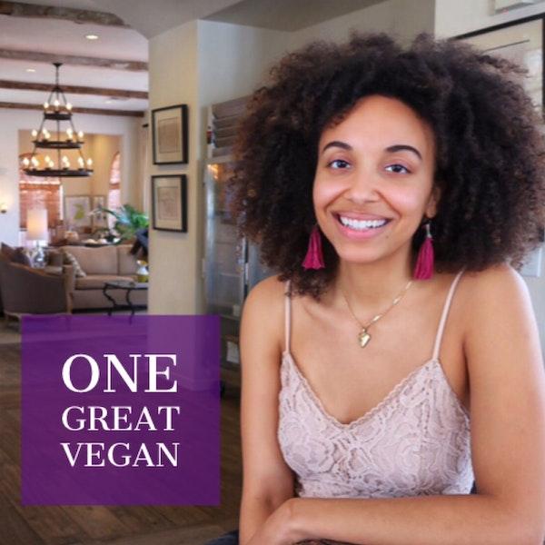 2: One Great Vegan - Gabrielle Reyes Image