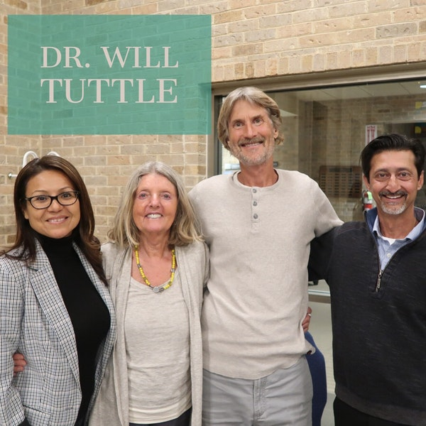 6: World Peace Diet with Dr. Will Tuttle Image