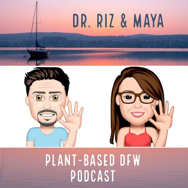 11: What's Happening in October with Dr. Riz & Maya Image