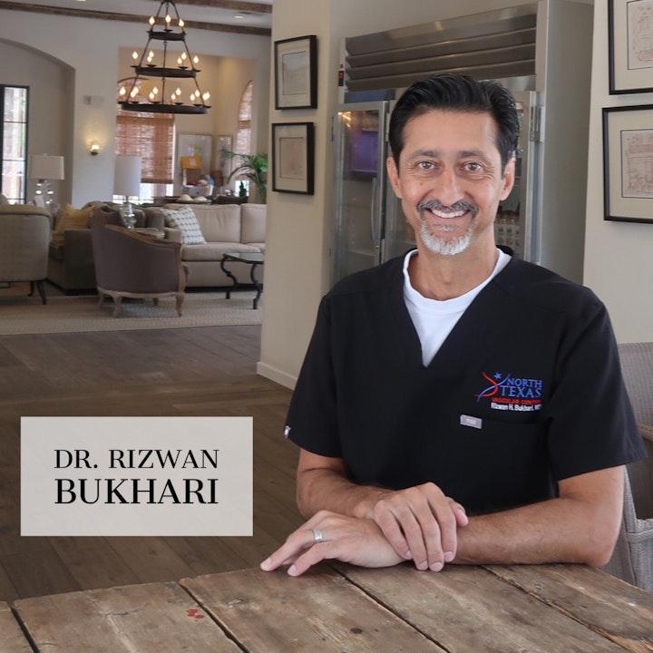 12:  Being A Plant-Based Vascular Surgeon | Dr. Rizwan Bukhari