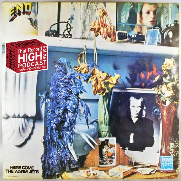 "S2E80 – Brian Eno ""Here Come the Warm Jets"" w/Peter Prescott (Mission of Burma, Minibeast)"