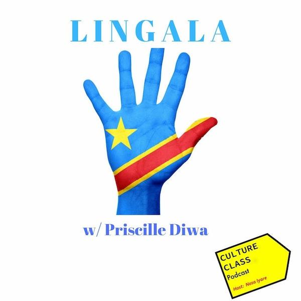 Ep 043- Lingala (w/ Priscille Diwa)