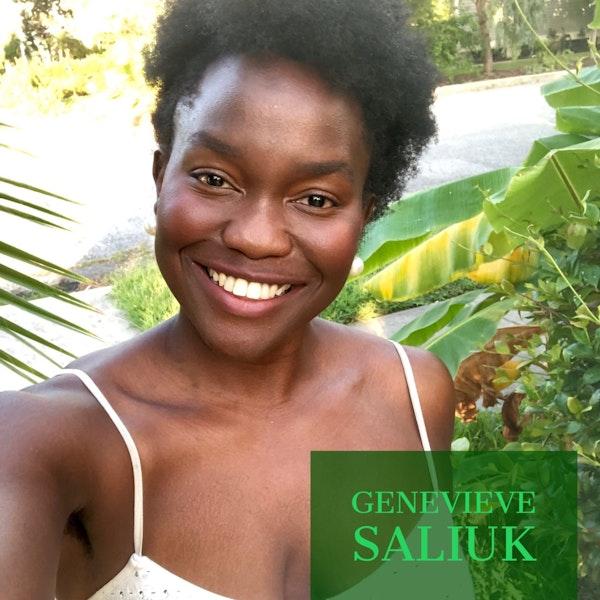 16:  Lifestyle Medicine in Medical School with Genevieve Saliuk Image