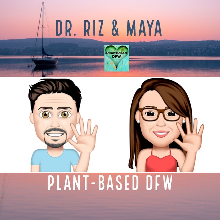 17:  What's Happening in November with Dr. Riz and Maya
