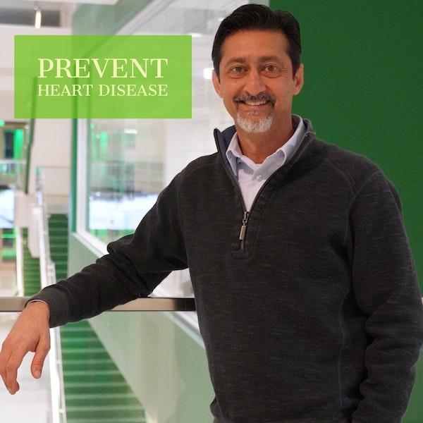 22: Prevent Heart Disease Through Diet with Dr. Rizwan Bukhari Image