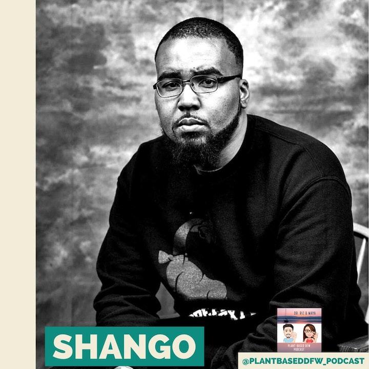 24: Vegan Hip Hop Artist | Oba Shango