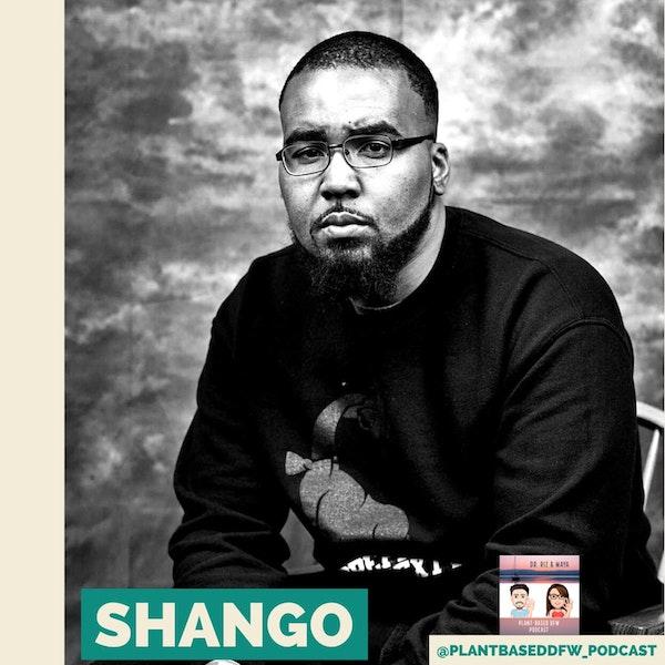 24: Vegan Hip Hop Artist   Oba Shango Image