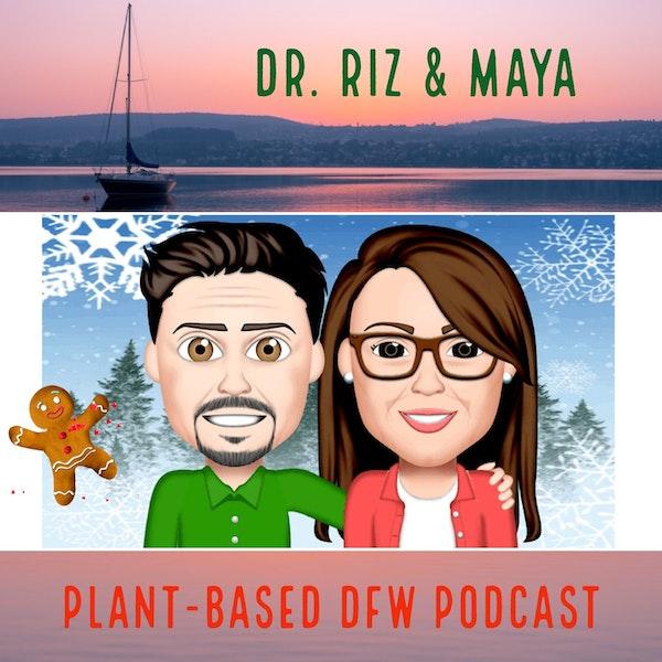 25: Happy Holidays! We are headed to Hawaii! Dr. Riz & Maya Image