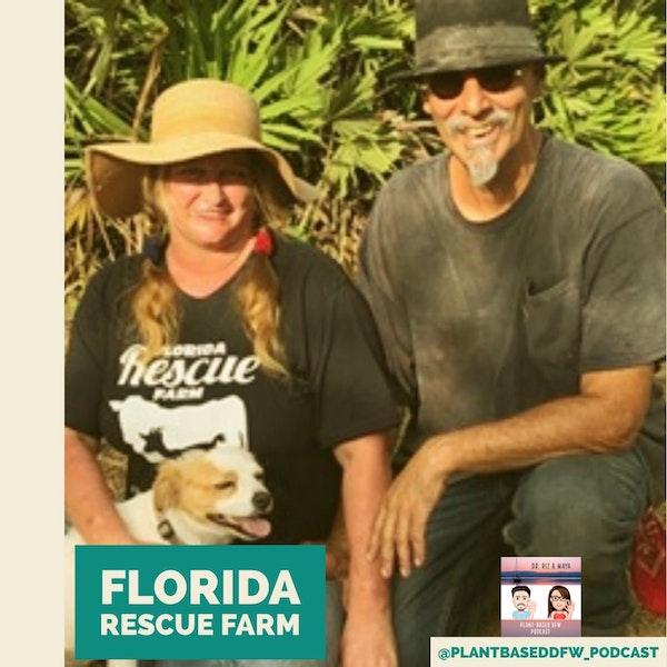 26: Florida Rescue Farm with Kelly & Glenn Image