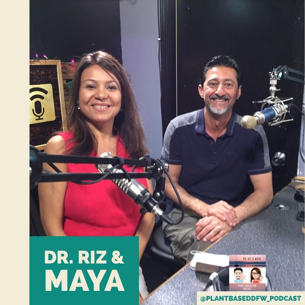 28: The Voice of Maui with Dr. Riz & Maya Image