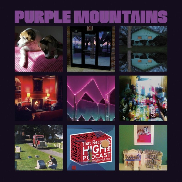 "S2E92 - ""Purple Mountains"" with Rachel Angel Image"