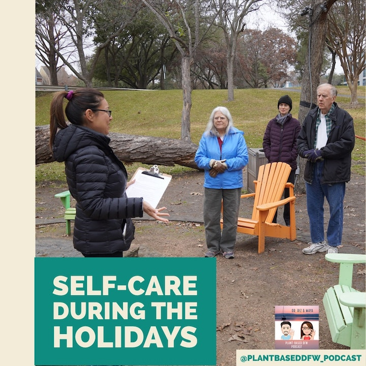29: Self-Care During the Holidays with Maya Acosta