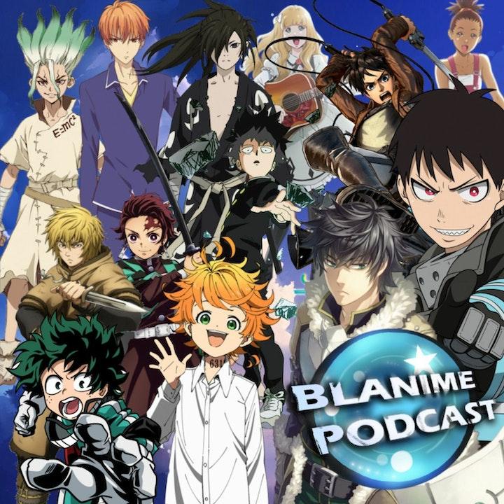 50. 2019's Top 5 Anime