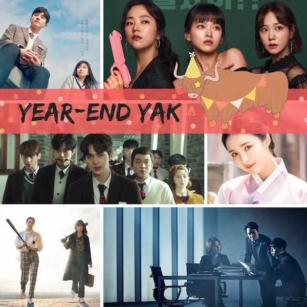 52. Year End Yak 2019 (Presenting the 1st Goguma Awards!) Image