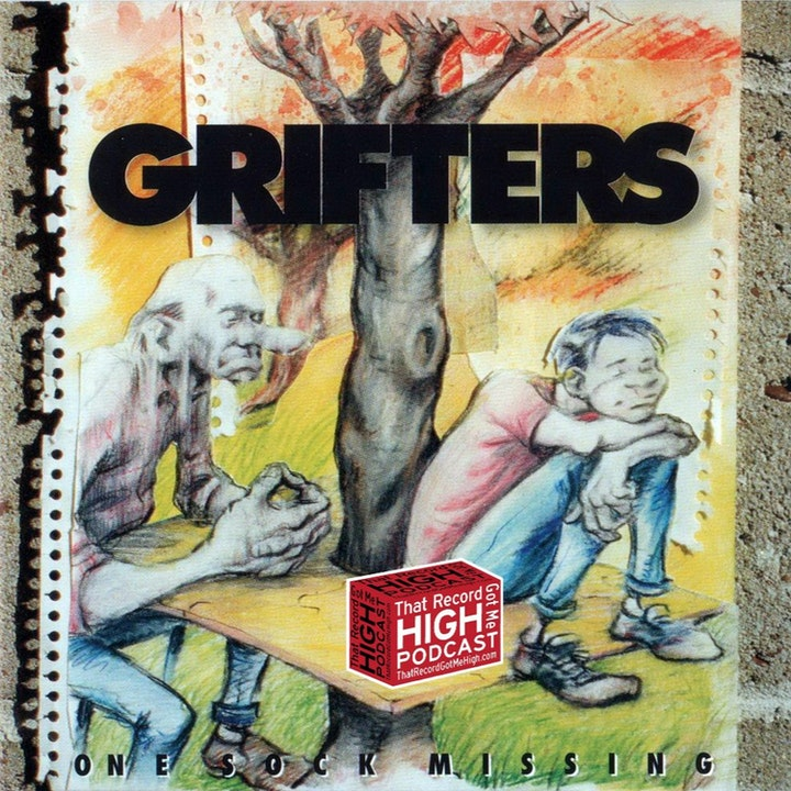 """S2E95 - The Grifters """"One Sock Missing"""" - with Chris White"""