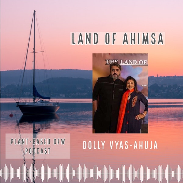 34: Dairy Is NOT Ahimsa | Dolly Yvas-Ahuja Image