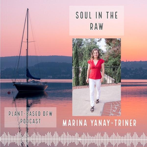 36: Plant-Based Health Coach Marina Yanay-Triner Image