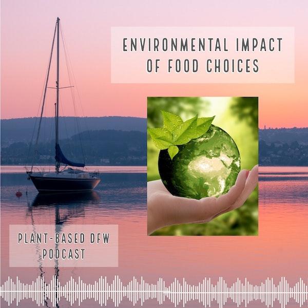 37: Environmental Impact of Food Choices Image