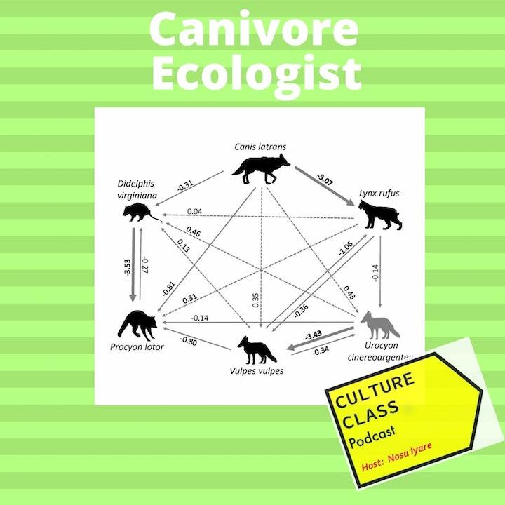 Ep 059- Carnivore Ecologist (w/ Tyus D. Williams)