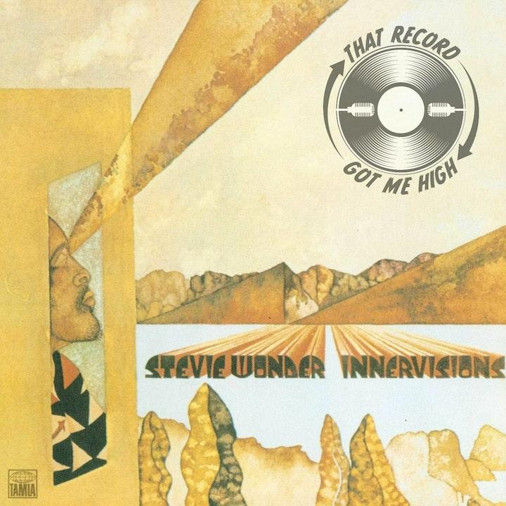 S4E179 - Stevie Wonder 'Innervisions' with Steve Dawson