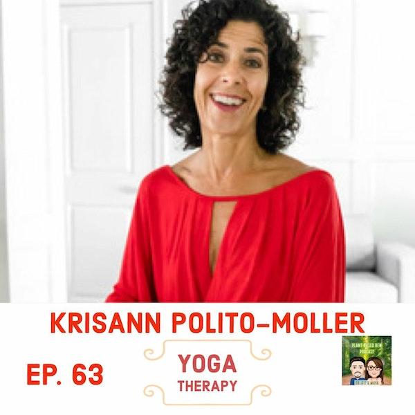 63: Yoga Therapy with Krisann Polito-Moller Image