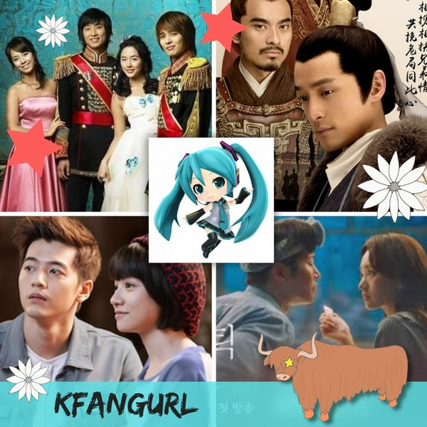 96. Interview With Kfangurl of The Fangirl Verdict