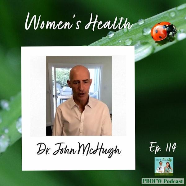 114: Women's Health Group with Dr John McHugh Image