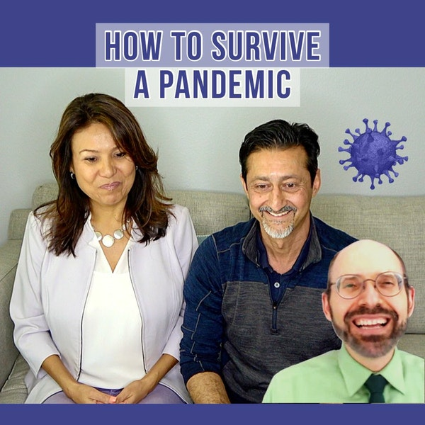 52: Dr. Michael Greger on How To Survive A Pandemic Image