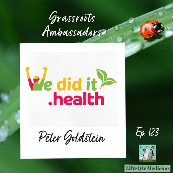 123: Chime In Grassroots Ambassadors, We Did It Health Image