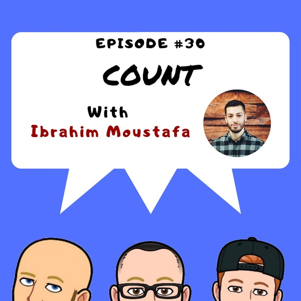 #30 Count With Ibrahim Moustafa Image