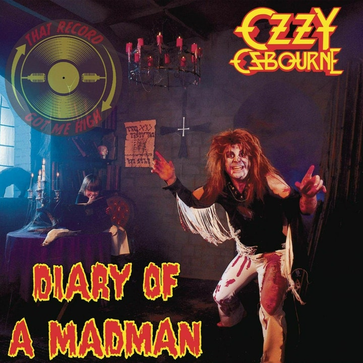 S4E186 - Ozzy Osbourne 'Diary Of A Madman' with Eric Loehrmann