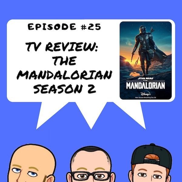 #25 TV Review Mandalorian Season 2 Image