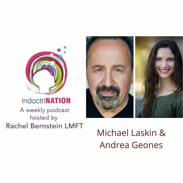 Playhouse Abuses w/ Andrea Geones and Michael Laskin Image