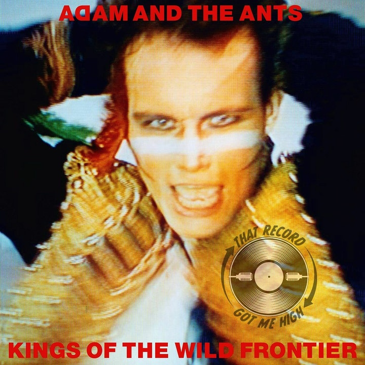 S4E177 - Adam And The Ants 'Kings of the Wild Frontier' with Beatriz Monteavaro