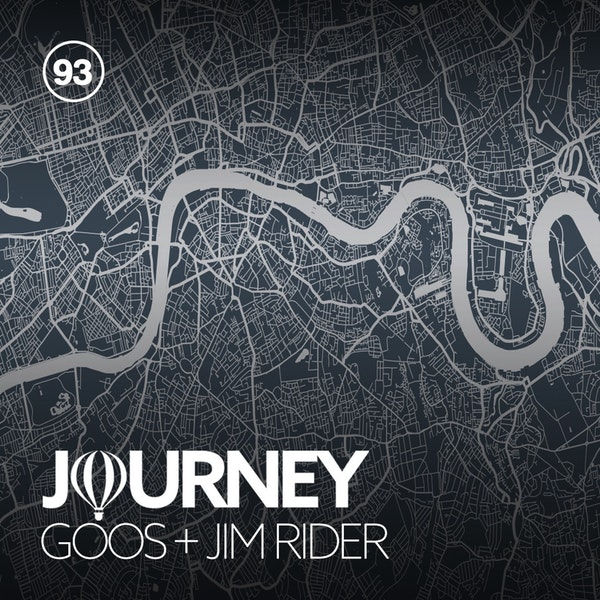Journey - Episode 93 - Guestmix by Jim Rider Image