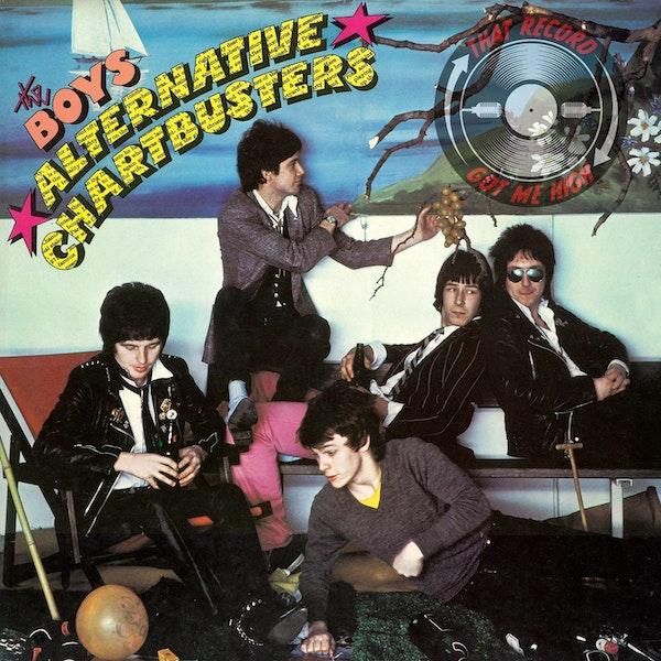"S4E167 - The Boys ""Alternative Chartbusters"" with David Newton Image"