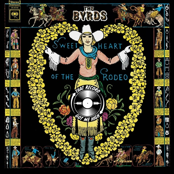 S4E171 - The Byrds 'Sweetheart Of The Rodeo' with John Strohm Image