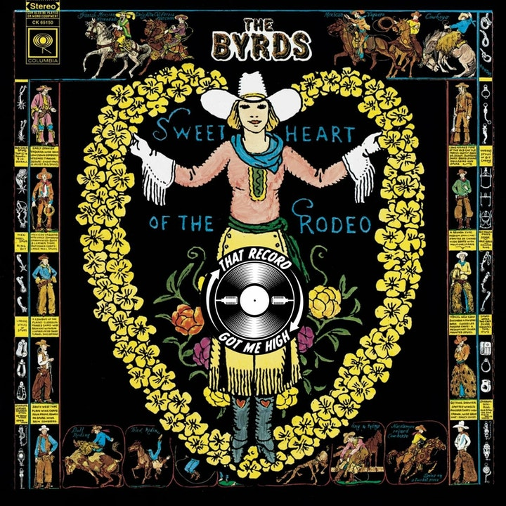 S4E171 - The Byrds 'Sweetheart Of The Rodeo' with John Strohm
