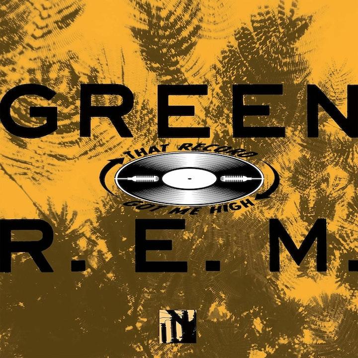 S4E172 - R.E.M. 'GREEN' with Chris Carrabba