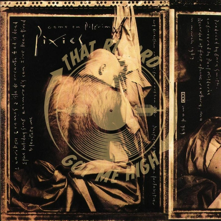 "S4E159 - Pixies ""Come On Pilgrim"" - With Javi Caballero"