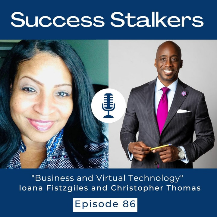 Episode 86: Business and Virtual Technology with Christopher Thomas